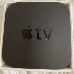 Black Apple TV (3rd Generation)